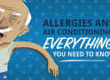 Is Air Conditioning Safe for those with Allergies?