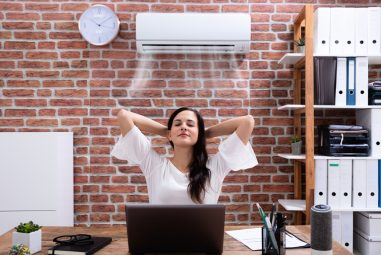 5 Reasons Why Your Office Needs  Air Conditioning